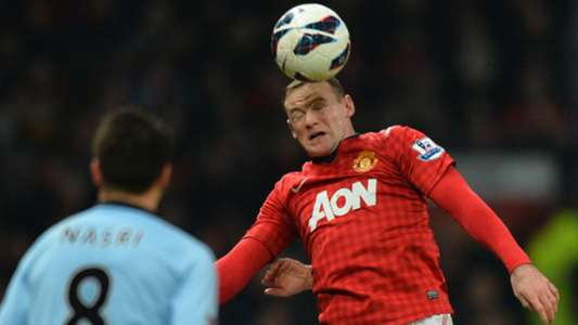 Manchester United Manchester City Wayne Rooney 08042013