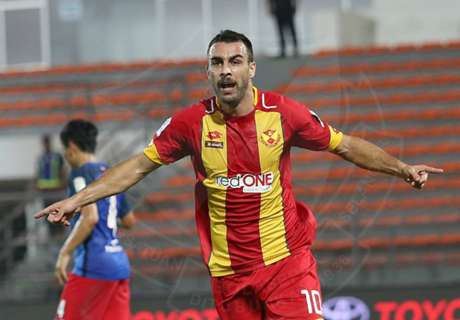 Rufino wants to win the FA Cup with Selangor, his home