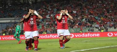 الأهلي - أزارو - مروان محسن
