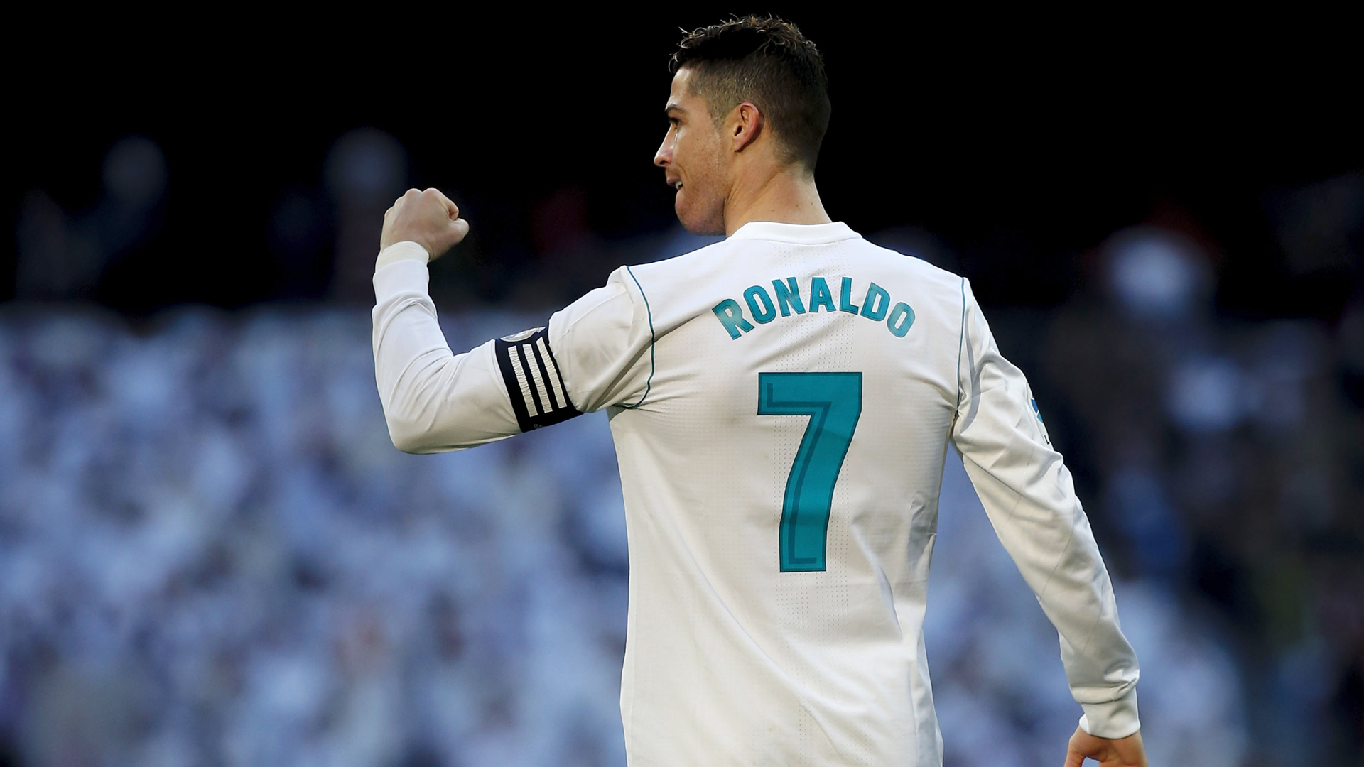 Real Madrid Cristiano Ronaldo 24022018
