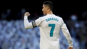 Real Madrid Cristiano Ronaldo 24022018