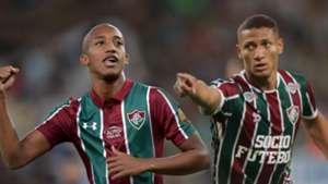 GFX João Pedro Richarlison Fluminense 24 05 2019