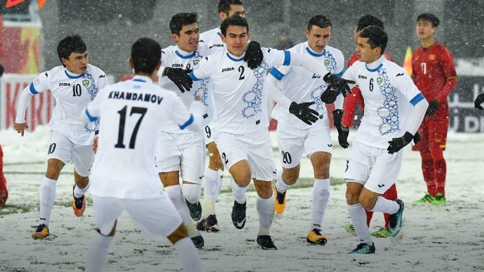 U23 Việt Nam vs U23 Uzbekistan