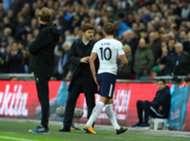 Harry Kane Tottenham liverpool