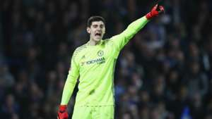 Clean sheets_Courtois