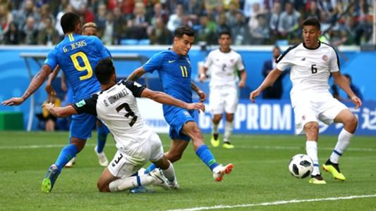 Philippe Coutinho Brazil 22062018
