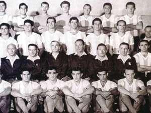 Argentina Copa America 1959