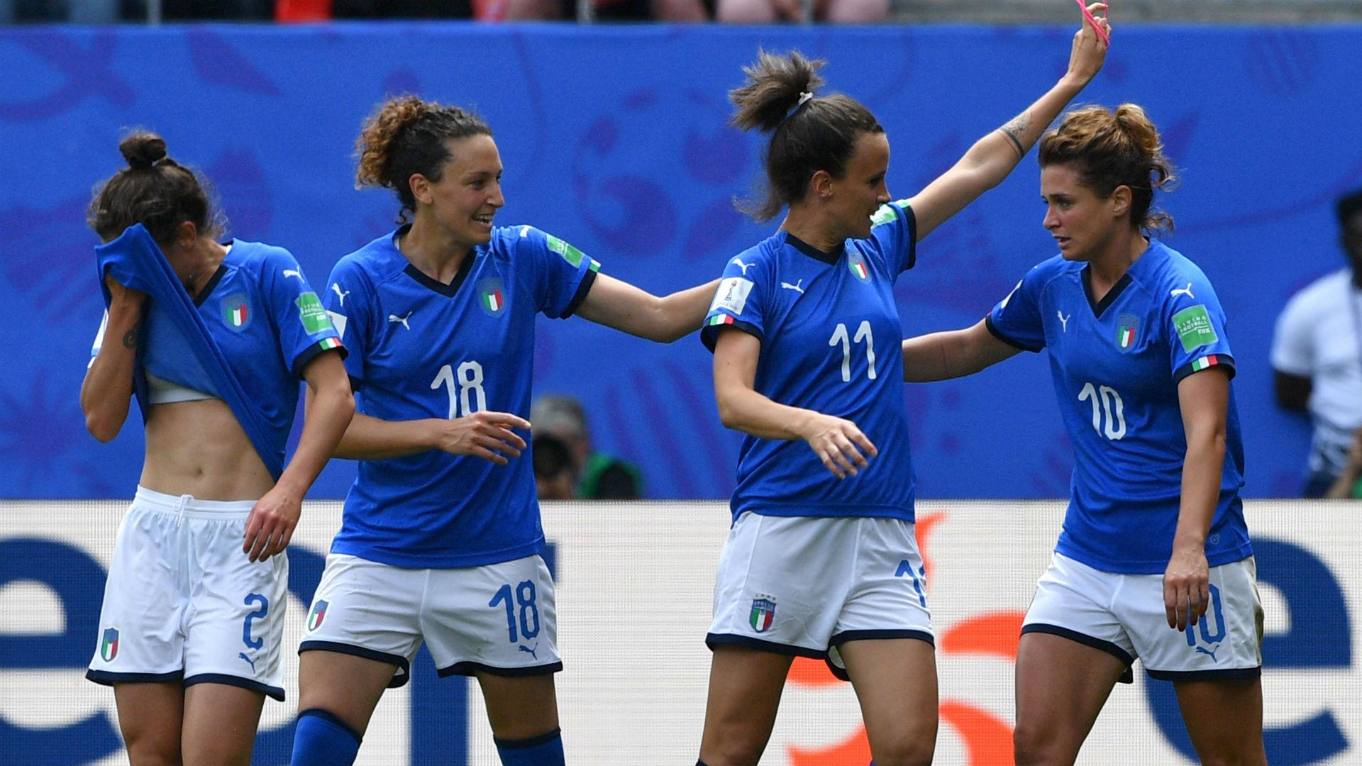 Australia Italy Women Bonansea