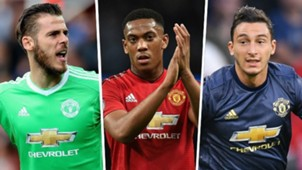 De Gea, Martial, Darmian - Manchester United Out of Contract List