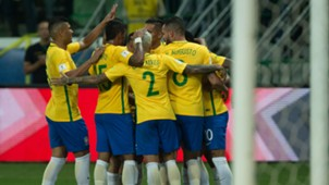 Brasil Chile WC Qualifiers 2018 10102017