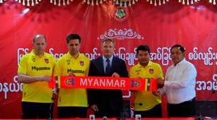 Antoine Hey - Myanmar