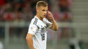 Joshua Kimmich Germany Austria