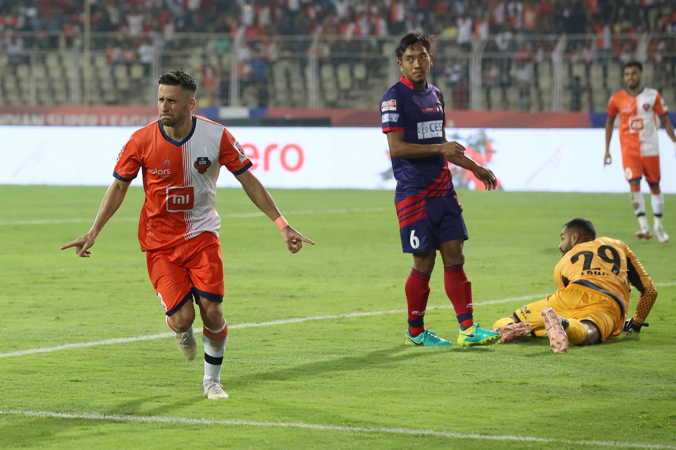 FC Goa ATK Ferran Corominas