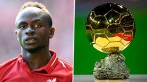 Sadio Mane Liverpool Ballon d'Or