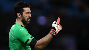 Gigi Buffon Italy vs Argentina