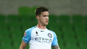 Connor Chapman Melbourne City v Western Sydney Wanderers FFA Cup 21092016