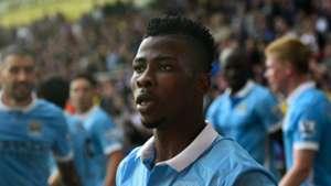 Kelechi Iheanacho Manchester City Premier League