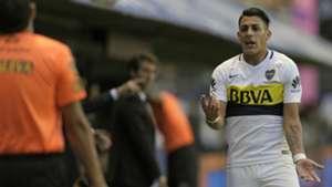 Cristian Pavon Boca Patronato Torneo Primera Division 16042017