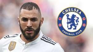 Karim Benzema Chelsea 2019