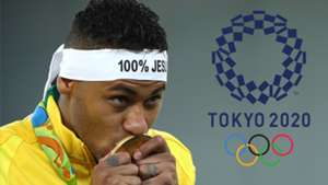Neymar Brazil Olympics 2020 new