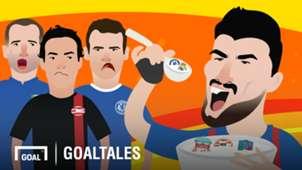 Suarez Goaltales
