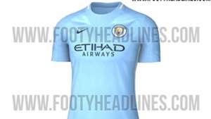 Manchester City Shirt 03052017