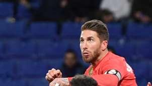 Sergio Ramos Espanyol Real Madrid LaLiga