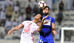 Al Nasr vs Sharjah