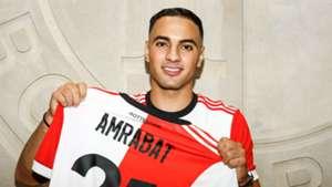 Sofyan Amrabat, Feyenoord, 06302017