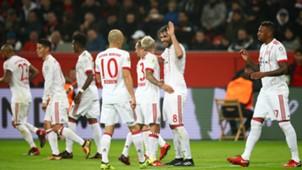 Bayer Leverkusen Bayern München