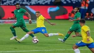 السعودية - البرازيل