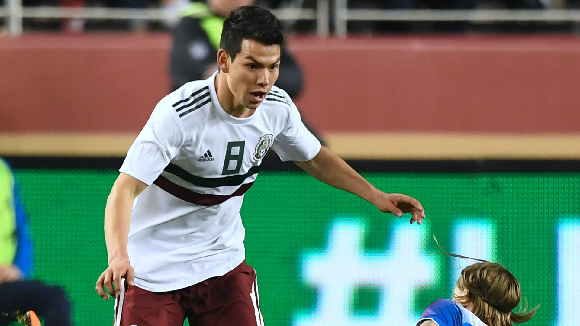Mexico lose 1-0 to Croatia, Araujo suffers injury