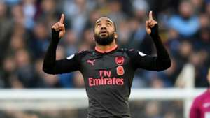 Alexandre Lacazette Arsenal 051117