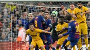 Lionel Messi FC Barcelona Atletico Madrid 04032018