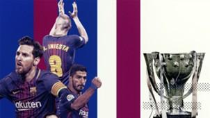 GFX Barcelona La Liga I 29 04 18