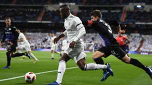Vinicius Real Madrid Leganes 2018-19