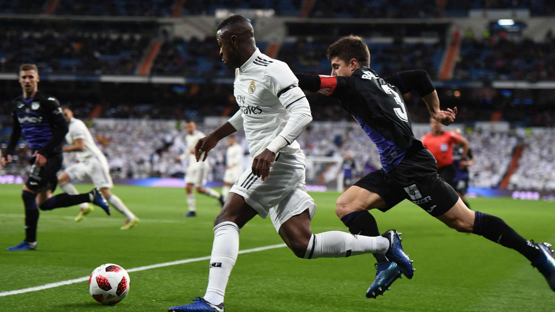 El Clasico: Vinicius Junior already indispensable for Real