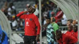 Rhulani Mokwena - Orlando Pirates
