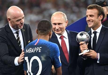Piala Dunia 2018: Sederet Tokoh Terkenal Yang Hadir Di Final