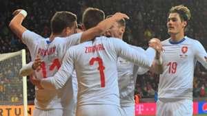 David Pavelka Brazil Czech Republic Friendly 26032019