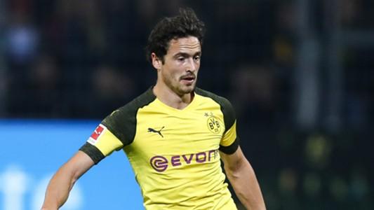 Thomas Delaney Borussia Dortmund 2018