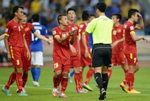 Malaysia vs Vietnam AFF Suzuki Cup 2014
