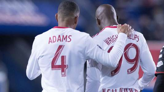 Tyler Adams Bradley Wright-Phillips New York Red Bulls CONCACAF Champions League