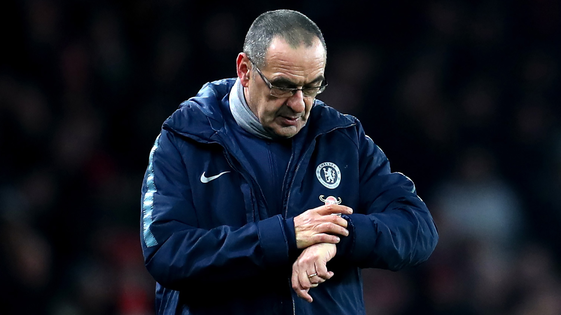 Roma Legend Unhappy With Maurizio Sarri Link Popping Up