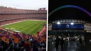 Camp Nou Wembley