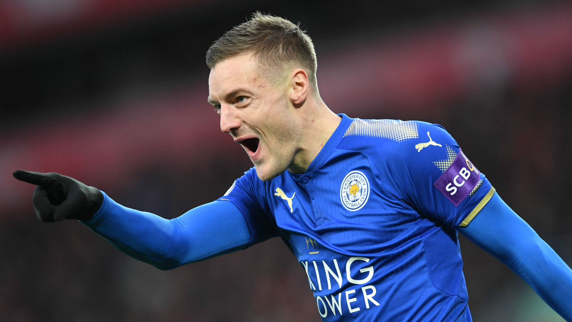 Transfer News Arsenal Talk No Irritation For World Cup Bound Leicester Striker Jamie Vardy Goal Com