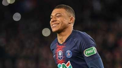 Kylian Mbappe PSG Ligue 1