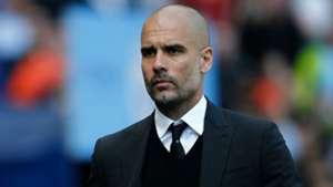 Pep Guardiola Manchester City Premier League 2017