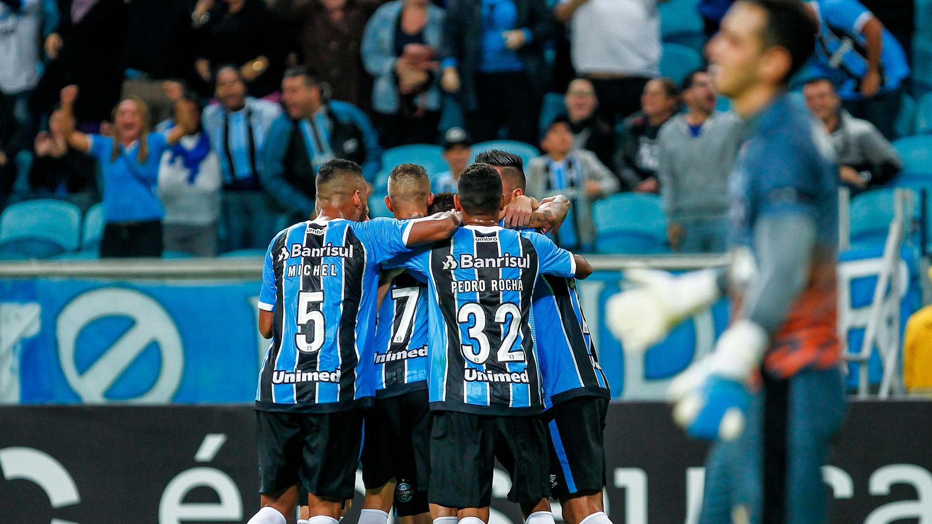 Gremio Botafogo Brasileirao Serie A 14052017