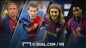 Worst signings Barcelona GFX